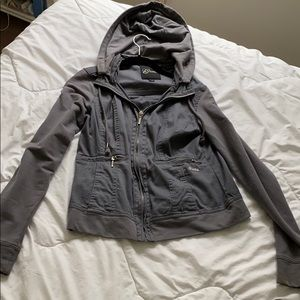 Hoodie jacket from GUESS